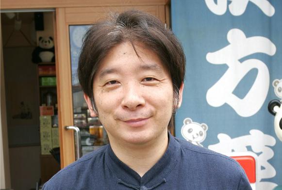 戸塚 和典代表